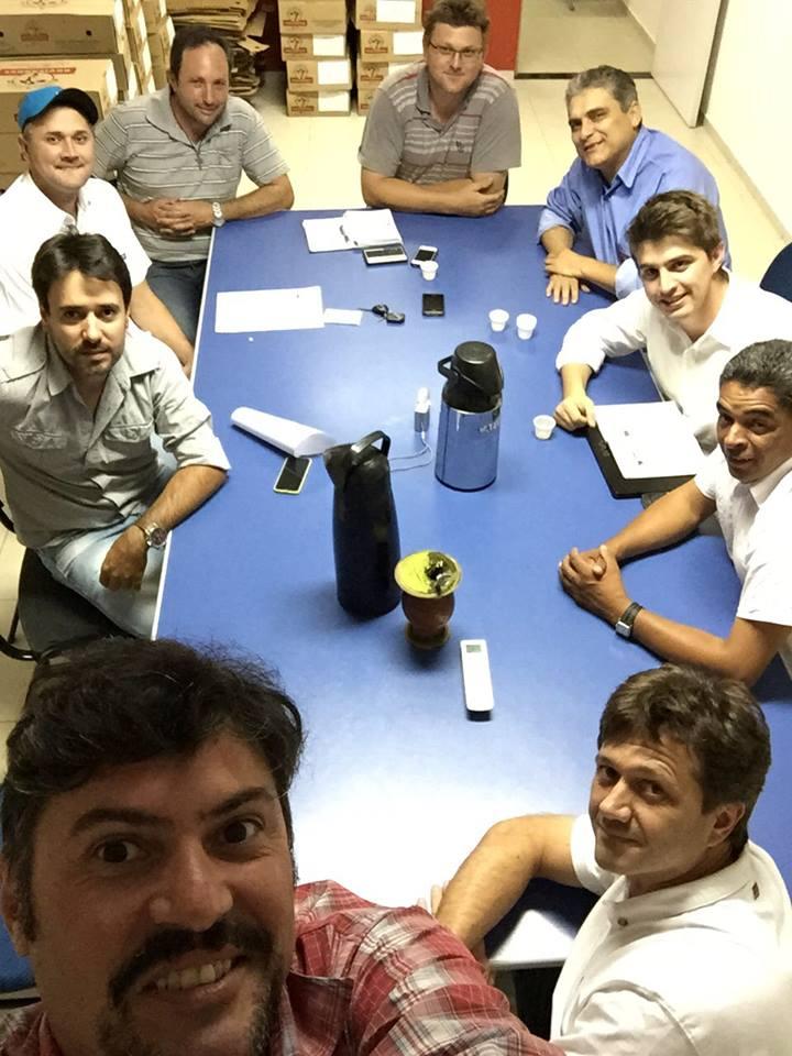 reunião Paraná