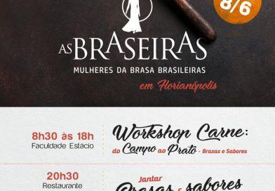 Carne Hereford apoia segunda etapa do projeto As Braseiras em Florianópolis