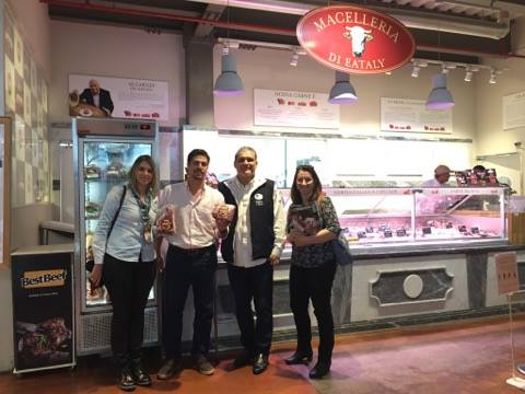 Carne Certificada Hereford surpreende consumidores do Eataly Brazil, em São Paulo
