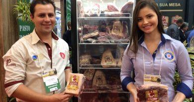 Programa Carne Pampa e Frigorífico São João juntos na 30ª Exposuper de Santa Catarina
