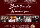 Batalha do Hambúrguer: Cinco chefs se reúnem em disputa pelo melhor blend de hambúrguer de carne certificada hereford