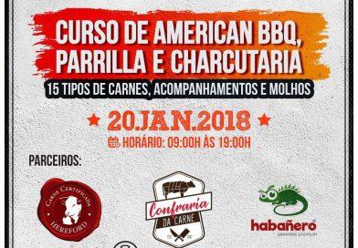 Carne Hereford se junta a Leão BBQ no mais completo curso sobre carnes de Goiânia