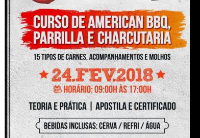 Carne Hereford e Leão BBQ repetem parceria e promovem mais um Curso de Churrasco em Goiânia