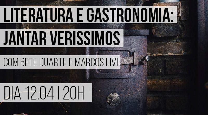 Carne Hereford apoia jantar inspirado nas obras de Erico e Luis Fernando Verissimo preparado pelo chef Marcos Livi no Instituto Ling