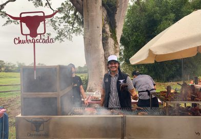 """""""A essência do churrasco está aqui"""", afirma DeBetti na Primeira edição da Churrascada em Solo Gaúcho"""