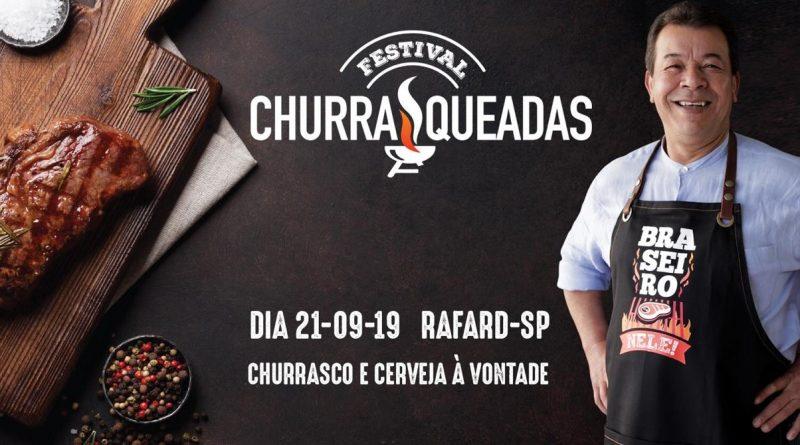 Carne Certificada Hereford e Frigorífico Cowpig juntos no Festival Churrasqueadas, em São Paulo