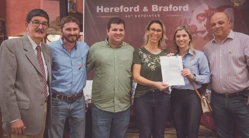 ABHB e Minerva Foods anunciam parceria para bonificar animais das raças Hereford e Braford