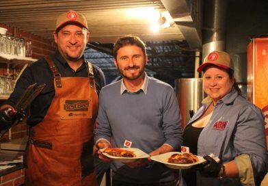 Entrecot à la pizza marcou primeira Confraria Best Beef Hereford