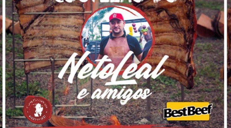 Costelão Neto Leal e Amigos expõe qualidade da carne Best Beef Hereford em Santa Maria